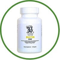 Biotin Hair Growth Dietary Supplement